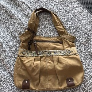 Vintage Fossil Bag in great condition